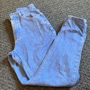 Vintage Rider mom jeans!
